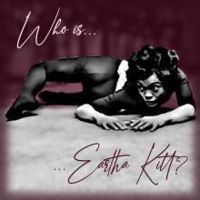 Who is playing Eartha Kitt in Shadow Dragu-Mihai's Eartha Kitt Film?
